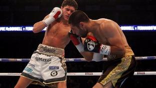 Jamie McDonnell retains bantamweight title