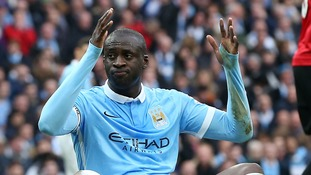 Yaya Toure could walk out on Manchester City and buy out his contract