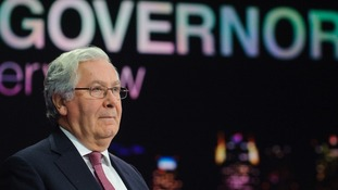 Sir Mervyn King speaking tonight