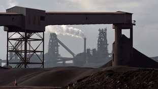 The sale of Tata Steel's Scunthorpe plant is expected to be completed today