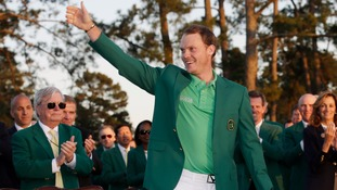 Danny Willett's brother tweets hilarious commentary during Masters victory