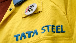 Tata Steel employee