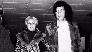 Tom Jones and Linda