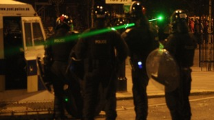Police in North West report record numbers of laser-pen crime