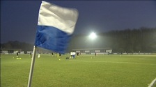 Herne Bay FC are just 180 minutes from the chance to play at Wembley.  First they have to get through the semi-final stage of the FA Vase.