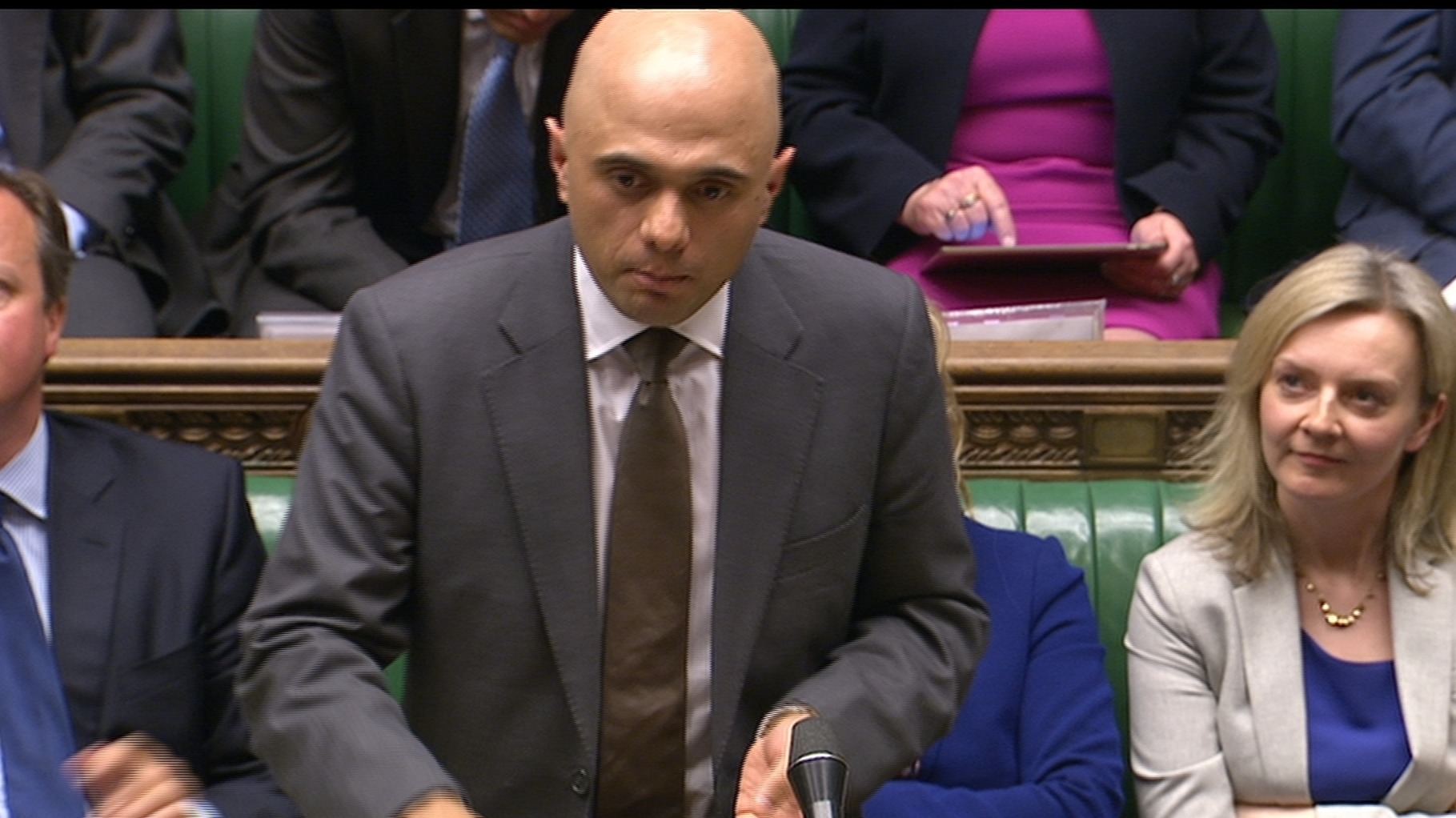 Javid: Government could co-invest with steel buyer