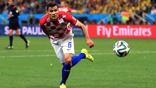 Croatia boss meets with Liverpool defender after row