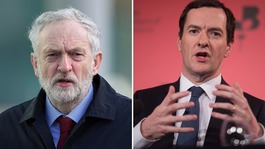 Tax row rumbles on as Corbyn and Osborne release tax returns