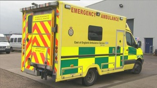East of England Ambulance Service sees rise in demand