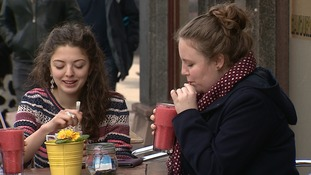 Cambridge cafe complains about rising cost of putting chairs and tables outside