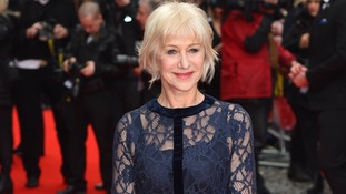 Helen Mirren admits she'd like 'a whole sleeve' of tattoos