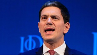 David Miliband: Brexit not just bad for Britain but also 'bad for international order'