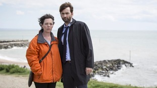 David Tennant and Olivia Colman reprise their roles as DI Alec Hardy and DS Ellie Miller.