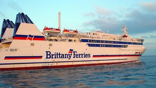 Another day of disruption on Brittany Ferries