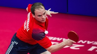 Drinkhall makes winning start to Olympic qualification