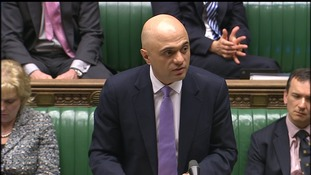 "Sajid Javid described the global steel crisis as a ""human tragedy"""