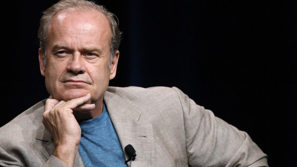 Frasier star, Kelsey Grammer 