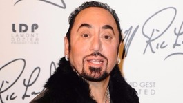 Reality TV star David Gest dies, aged 62