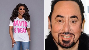 Tiffany Pollard removes 'David is Dead' T-shirts after David Gest's death