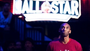 Kobe Bryant to play his last game - his career in numbers