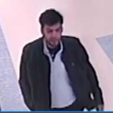 CCTV image of a man
