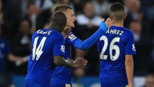 Three Leicester players nominated for PFA Player of the Year