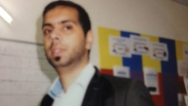 Usman Sethi was captured on CCTV at the O2 store around the time of the theft