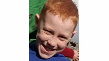 Missing eight-year-old Connor Beck is missing after failing to arrive at school