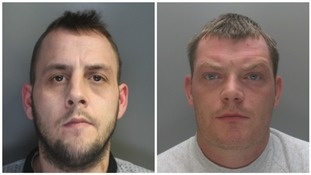 Jail for men after cannabis factory found at cottage with blacked-out windows