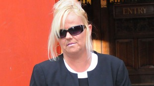 Gran who tried to claim £33 million Lottery prize denies purse theft
