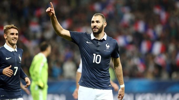 France striker karim benzema will not be going to euro 2016 itv news benzema voltagebd Gallery