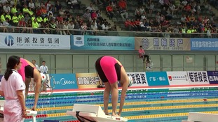 Doping of swimmers and other athletes can be detrimental to their health and have long-term implications, Xue said.