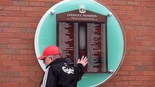 pic of memorial plaque