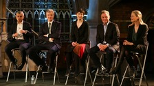 The five leading candidates for London mayor