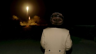 North Korea 'fails with missile launch attempt'