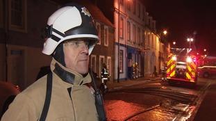 Joseph Hamill, Scottish Fire and Rescue