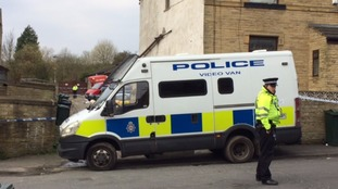 A man has died and seven men have been arrested following a disturbance in Cecil Avenue, Bradford.