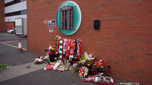 Tributes to the 96