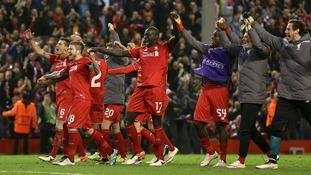 Europa League semi-final draw: Liverpool face Villarreal
