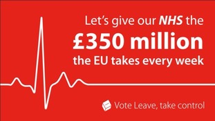 Vote Leave advert