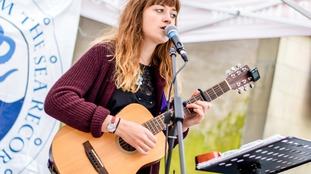 Local singer-songwriter Amy Illingworth will be among those performing.
