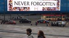 Thousands gather for final Hillsborough memorial service
