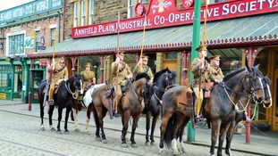 War horse story told at Beamish Museum