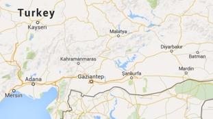 Mardin province in Turkey
