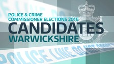Full list of PCC Candidates for Warwickshire