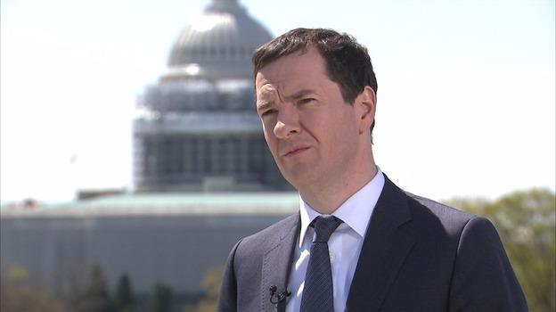 George Osborne defends Remain camp's 'scare tactics'