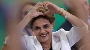 Brazil begins three day debate over whether to impeach President Rousseff