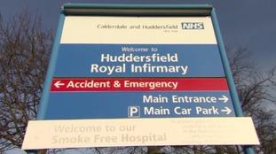 Huddersfield A & E