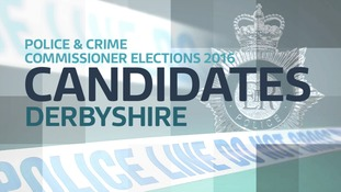 Full list of PCC Candidates for Derbyshire