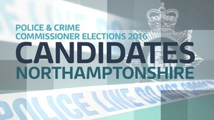 Full list of PCC Candidates for Northamptonshire